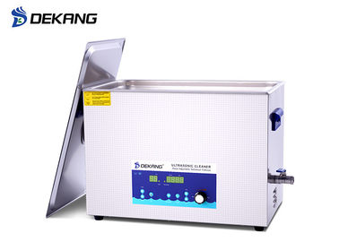 China bad-Ultraschallreiniger-Labormedizinische chirurgische Instrumente 22L 480W Ultraschall fournisseur